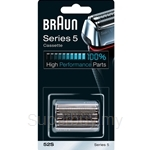 Braun Replacement Head Silver 52S