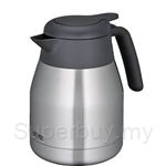 Thermos 1.00L Lifestyle Stainless Steel Black Carafe - THS-1000SBK