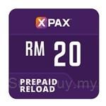 Celcom Prepaid Reload RM20