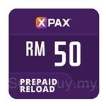 Celcom Prepaid Reload RM50