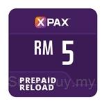 Celcom Prepaid Reload RM5