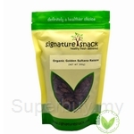 Signature Snack Organic Golden Sultana Raisins (300g)