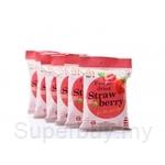 [Pack of 6] Wel B Freeze Dried Strawberries 14g