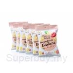 [Pack of 6] Wel B Freeze Dried Strawberries & Banana 14g