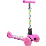 Kiddimoto U-Zoom Pastel Dotty - ZMA2