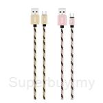 XO NB10 Micro USB Cable 2M - XO-NB10-M2