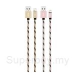 XO NB10 Lightning Cable 2M - XO-NB10-A2