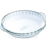 O'cuisine Round Cake Dish with Handles Bakeware