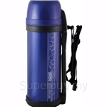 Thermos 2.00L Ultra Light and Compact Wide Mouth Stainless Steel Jar - FDH-2005-MTB