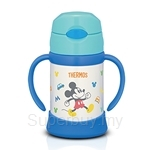 Thermos 0.25L Disney Straw Sippy Cup with Handle
