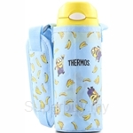 Thermos 0.40L Minion Stainless Steel Ice Cold Bottle with Bag