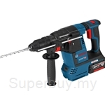 Bosch GBH 18V-26 Professional SOLO Cordless Rotary Hammer(Without Battery and Charger) - 0611909000