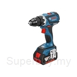 Bosch GSR 18 V-EC Professional SOLO Cordless Drill Driver (Without Battery & Charger) - 06019E8100