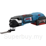 Bosch GOP 18 V-28 Professional SOLO Cordless Multi-Cutter (Without Battery & Charger) - 06018B6002