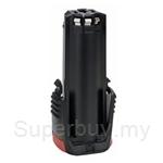 Bosch 3.6V 1.3 Ah Li-ion Battery  - 2607336242