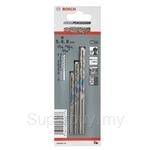 Bosch 3pcs CYL-3 Concrete Drill Bit Set Silver Percussion ( 5, 6 & 8 mm) Impact - 2608680725