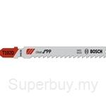 Bosch Jigsaw Blade T 102 D Clean for PP (5 pcs card) - 2608667444