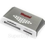 Kingston USB 3.0 High-Speed Media Card Reader - FCR-HS4