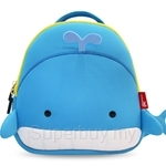 NOHOO Whale Kids Backpacks (For 2-4 Years Old) - NH025