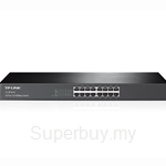 TP-Link 16-Port 10/100Mbps Rackmount Switch - TL-SF1016