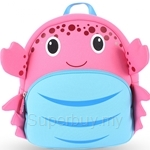NOHOO Crab Kids Backpacks (For 3-5 Years Old) - NH027