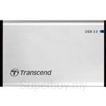 Transcend StoreJet 25S3 USB 3.0 Enclosure - TS0GSJ25S3