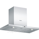 Bosch Series 4 Brushed Steel Wall Mounted Chimney Hood - DEE928PSG