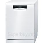 Bosch Series 8 60cm White Dishwasher - SMS88TW02E