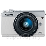 Canon EOS M100 Digital Cameras EF-M 15-45mm IS STM Kit (Canon Warranty)