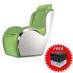 [October Sales] Ogawa iModa Modern Massage Sofa OS3108 Green FREE CutieMate Air Frehsener OA1513