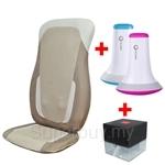 [October Sales] Ogawa Mobile Seat XE Mini Portable Massager OZ0948 + Lovey Touch Mini Multi Massager OL0350 + Cutiemate Air Freshener OA1513