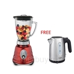 Oster Classic Blender FREE Phyliss 1L Stainless Steel Jug Kettle