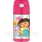 Thermos 0.30L Nick Ice Cold Straw Bottle Dora - F4000DR6