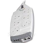 Belkin Superior Series 6-Socket Surge Protector-F9S623sa4M-MY